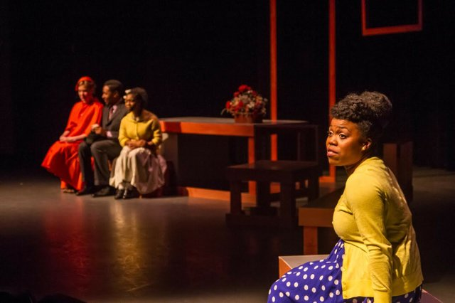 Theater Review Echoes Of Tennessee Williams In Bartlett