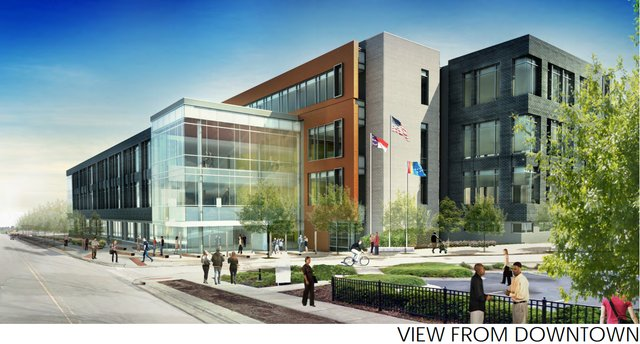 New Durham Police Headquarters Poses Funding Questions For County