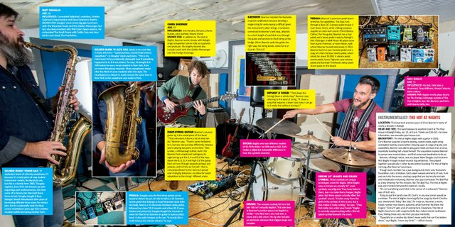 Instrumentalist: How an eight-string guitar became the