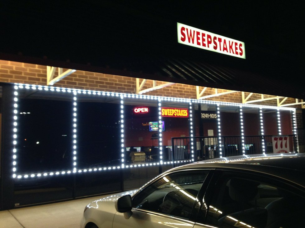New latest news on sweepstakes ban in nc