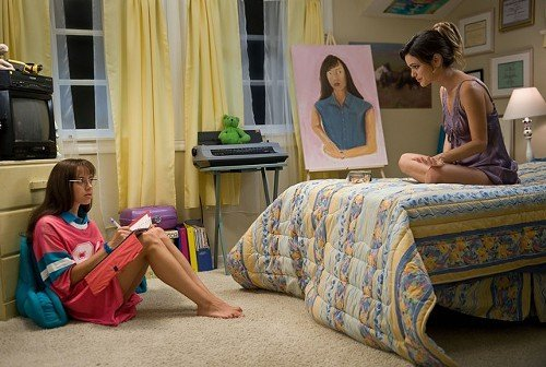 Aubrey Plaza and Rachel Bilson in The To Do List
