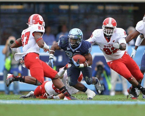 The Tar Heels and Wolfpack will have their annual showdown Nov. 2 in Raleigh.