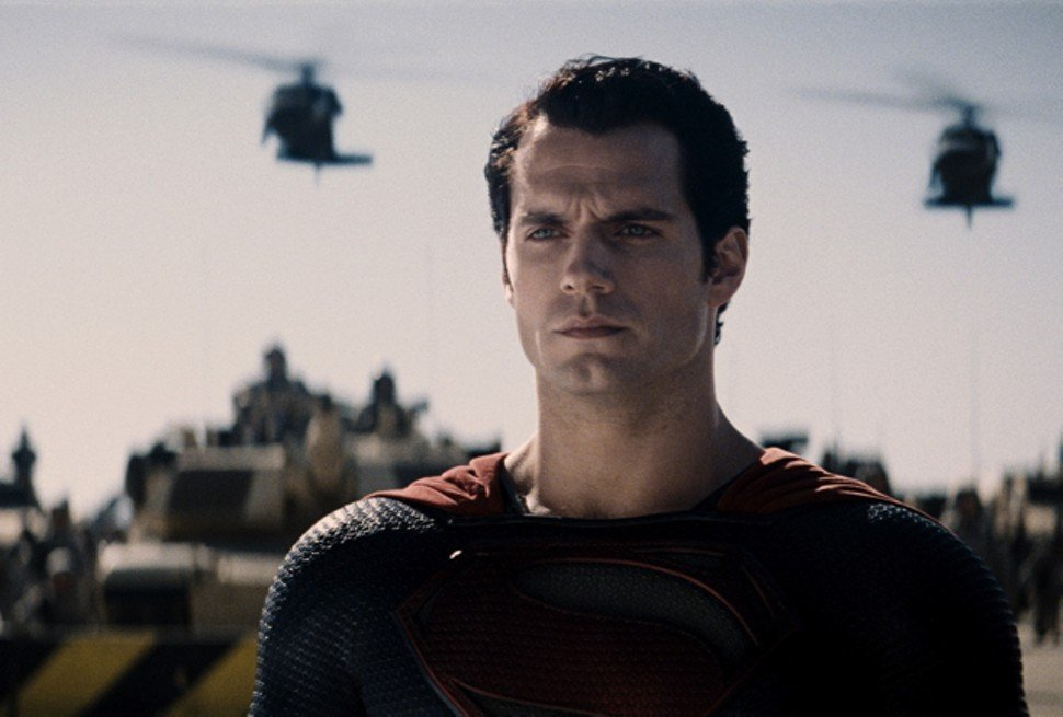 Henry Cavill, on his savior mission