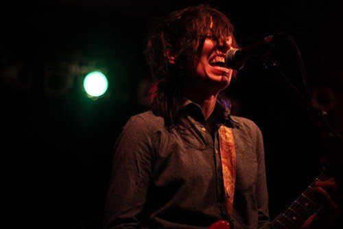 Mount Moriahs Heather McEntire