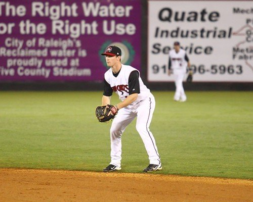 The young Carolina Mudcats are off to an impressive start through three games.
