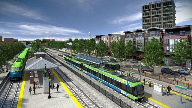 Durham County Will Cover Light Rail S 57 Million Shortfall Indy Week