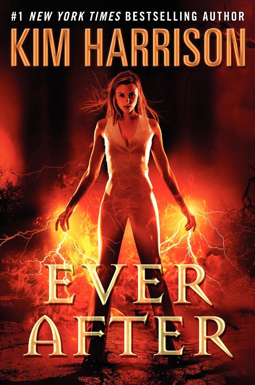 Ever After Hardcover Cover