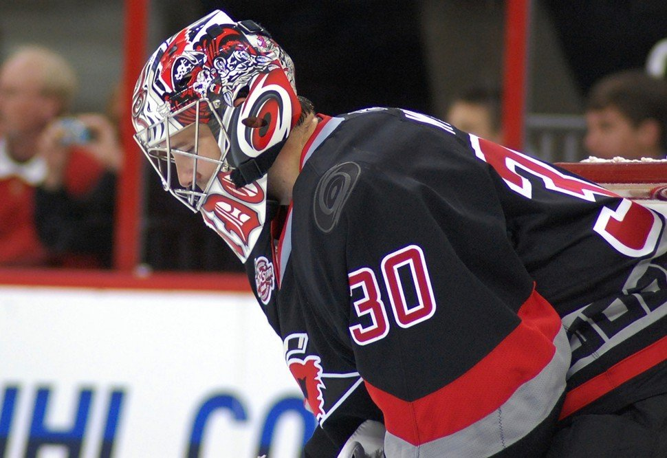 Cam Ward and the Carolina Hurricanes will return to the ice now that the lockout is over.