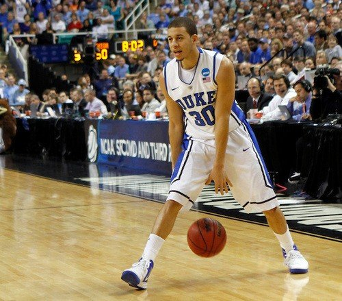 Seth Curry during the 2012 ACC Tournament