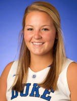 Duke guard Tricia Liston