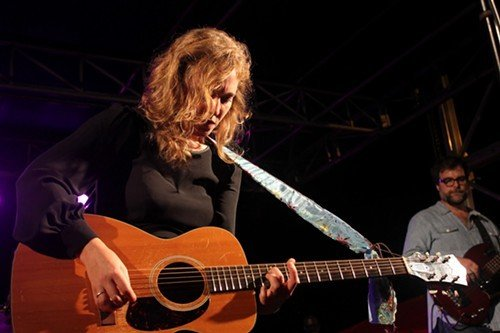 Tift Merritt plays with passion