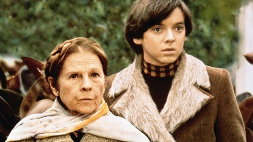 Ruth Gordon and Bud Cort are in love.