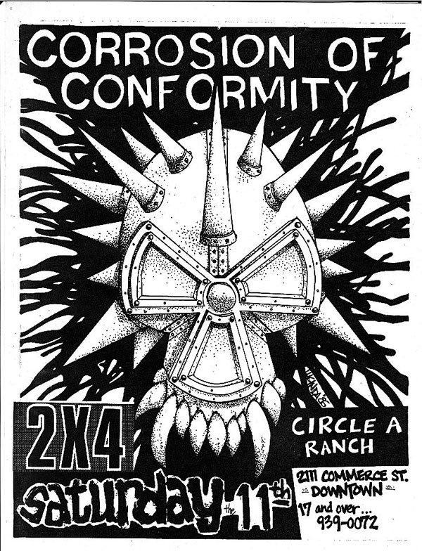 corrosion of conformity an oral history of 30 years indy week ZZ Top Band Member Dies 29 cs steelskull jpe