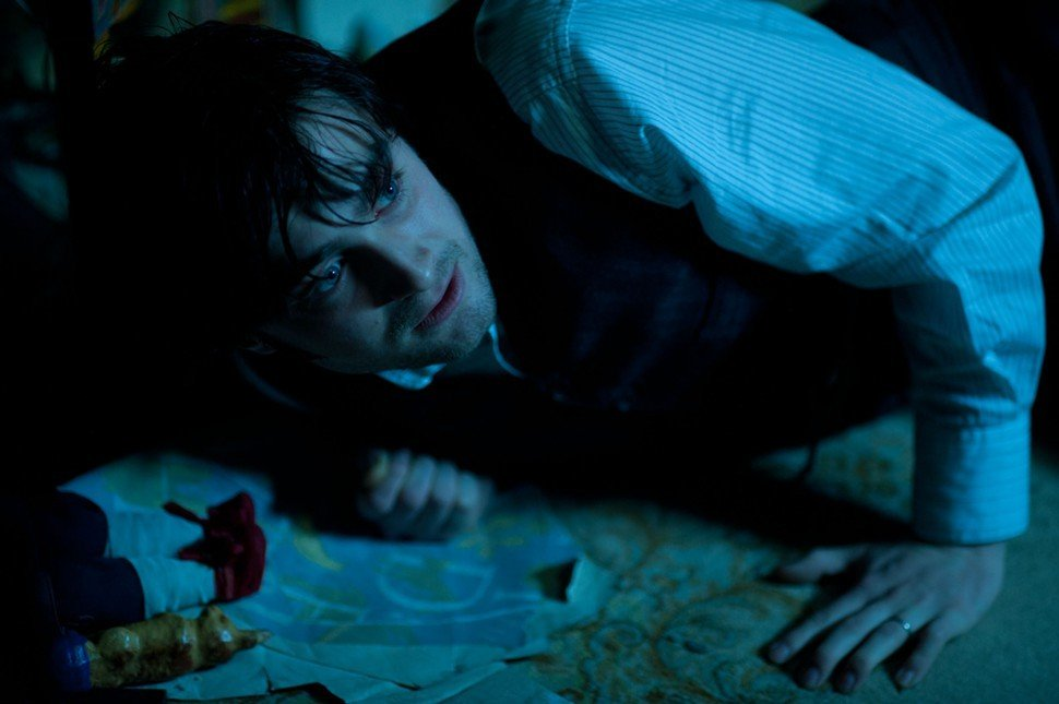 Daniel Radcliffe as Scary Potter