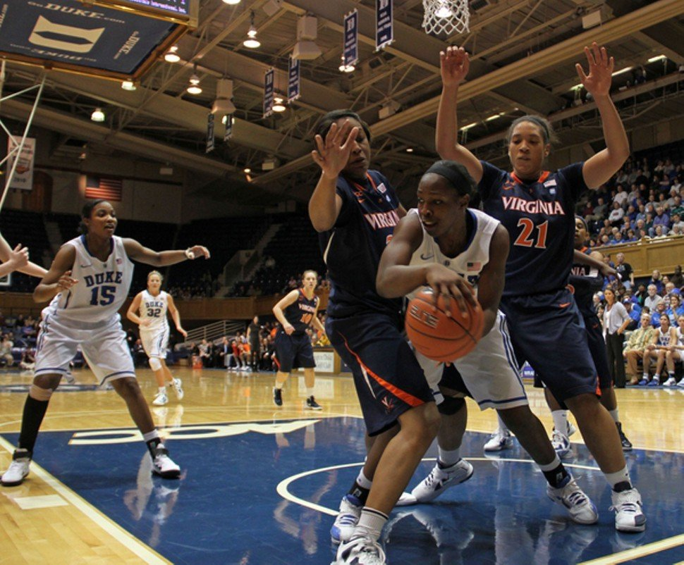 Dukes women look set to be force.