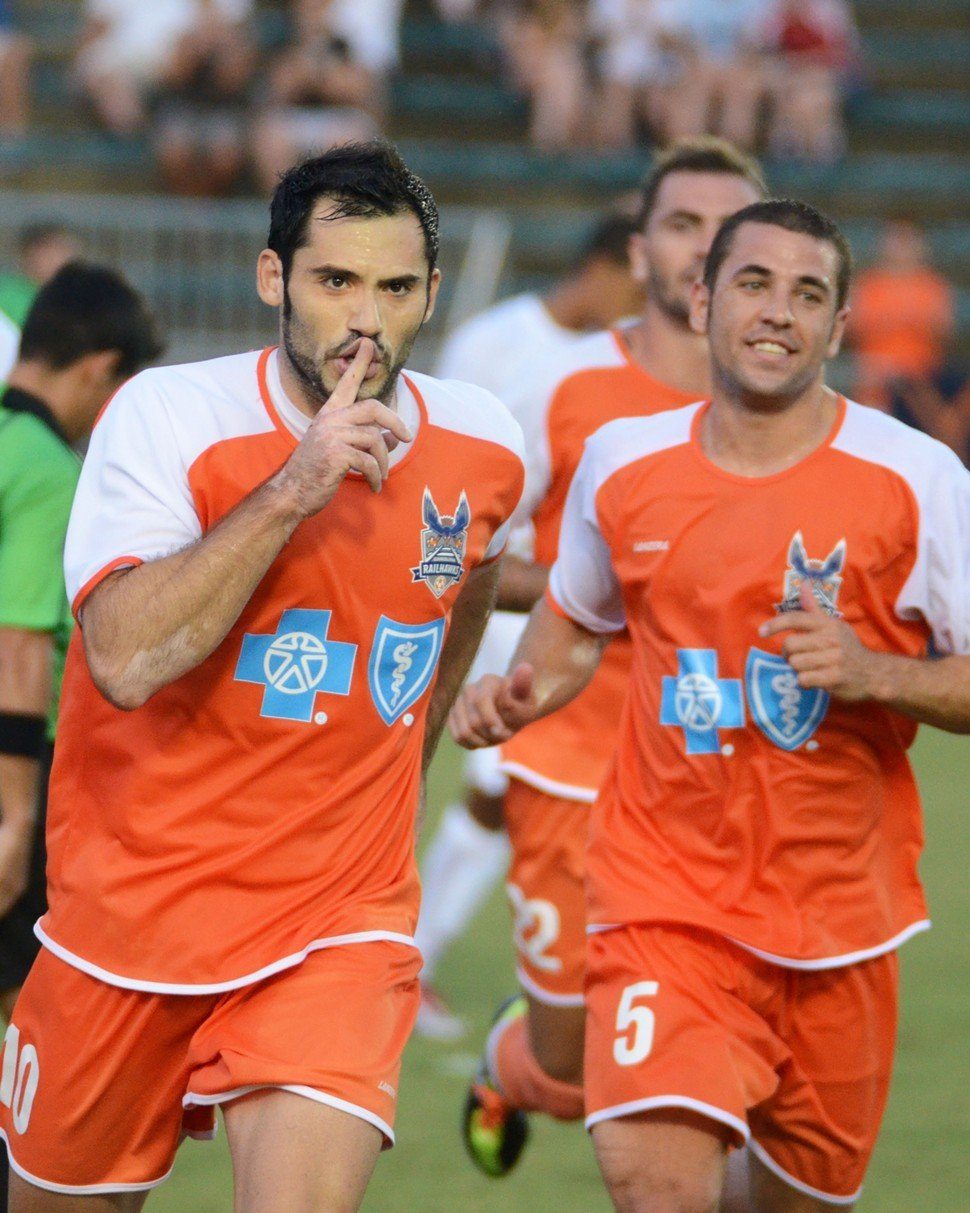 Etienne Barbara silences the critics during Carolinas 2-0 win over Ft. Lauderdale