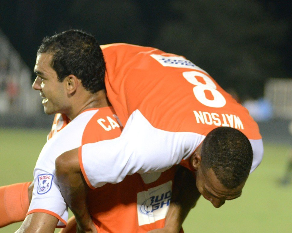 Pablo Campos aims to carry RailHawks to victory over Strikers