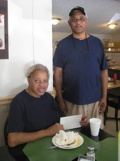 Dorothy and Leon Lea, owners of Hillsboroughs Riverside Restaurant.