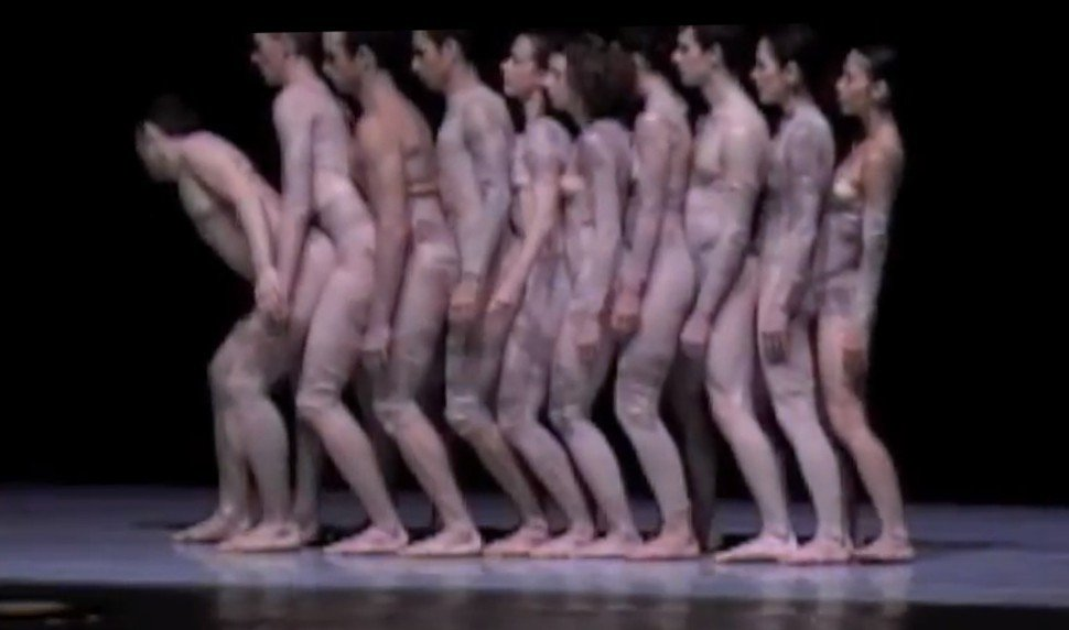 After Muybridge: Shen Wei Dance Arts LIMITED STATES