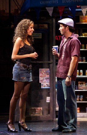 Lexi Lawson & Joseph Morales in IN THE HEIGHTS