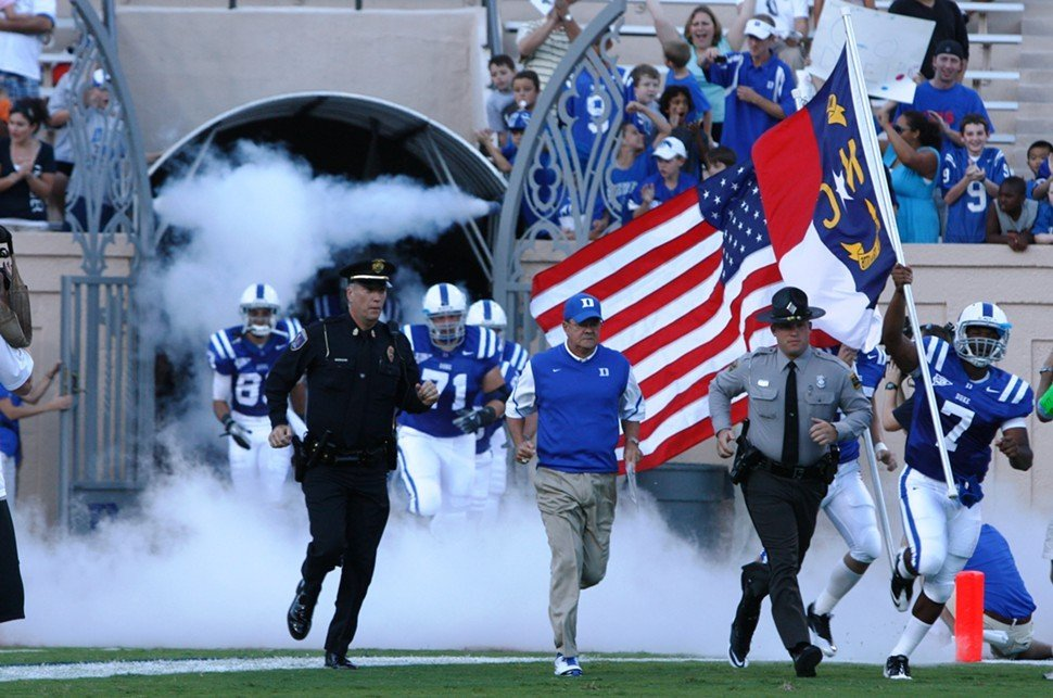 David Cutcliffe and crew will take on the Wake Forest Demon Deacons next week.
