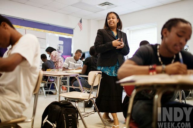 In Durham Public Schools Budget Cuts Chip Away At The Classroom