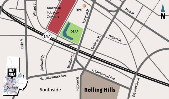 Designers draft plans for Rolling Hills, Southside - INDY Week