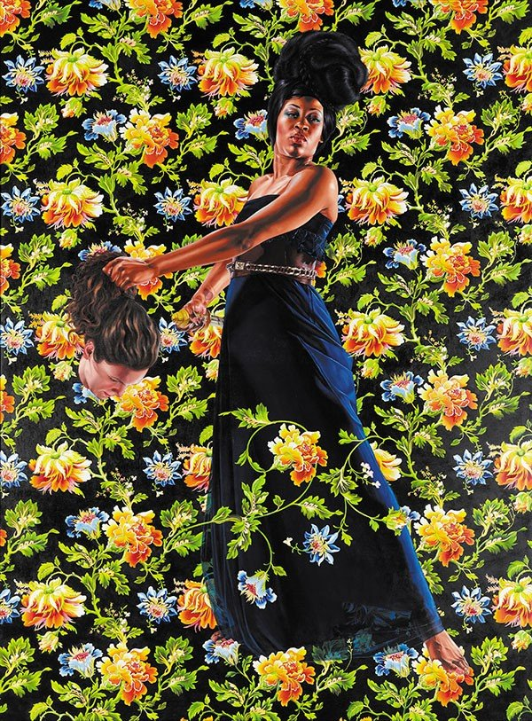 what the recent backlash against kehinde wiley's work at ncma gets ...