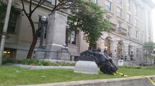 Durham Confederate Monument Committee Has Its Leaders Indy Week