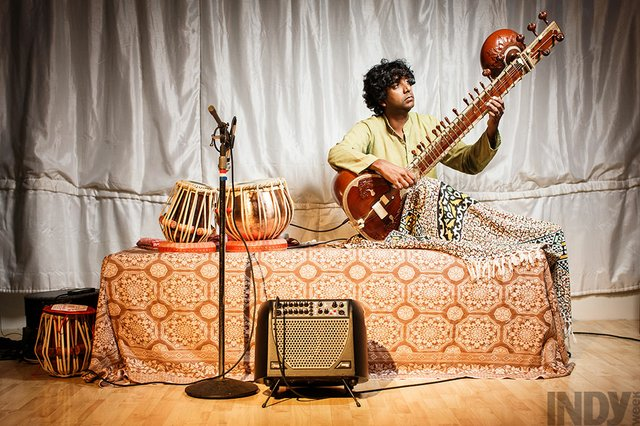N C  Raga Revival Holds a Space for Indian Classical Music in the