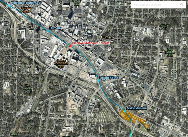 DPAC Responds to Proposal for Downtown Durham Light Rail ... on