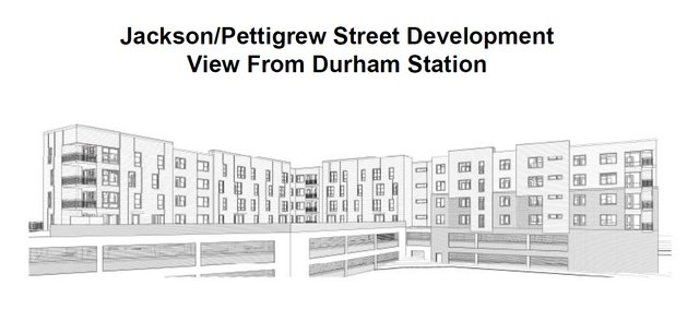 Plans For An Affordable Housing In Downtown Durham Just Got More