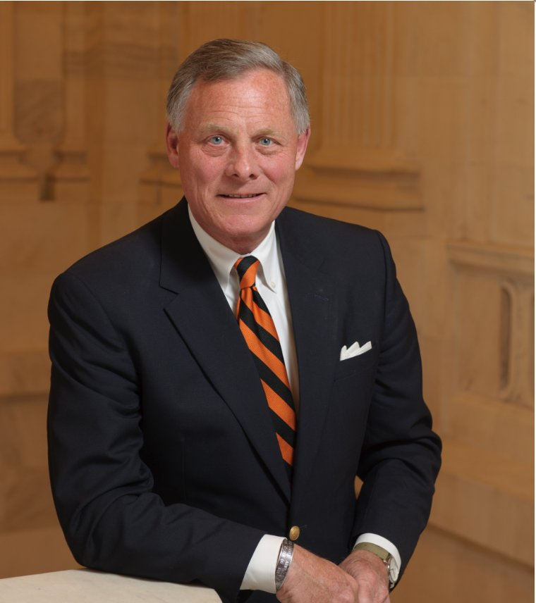 Richard Burr Says Trump Should Claim Executive Privilege