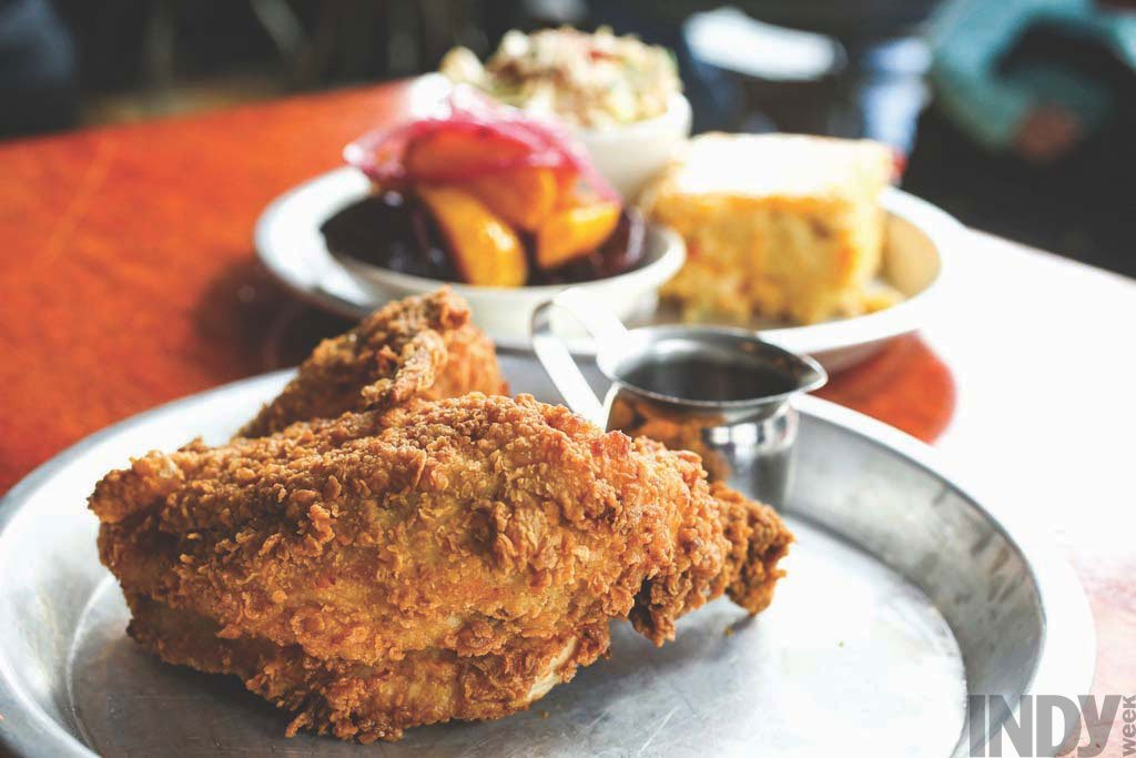 10 Best Places for Fried Chicken in the