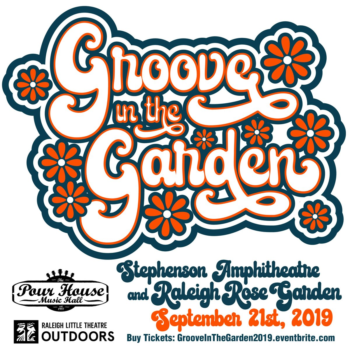 Groove In The Garden Announces 2019 Festival Lineup