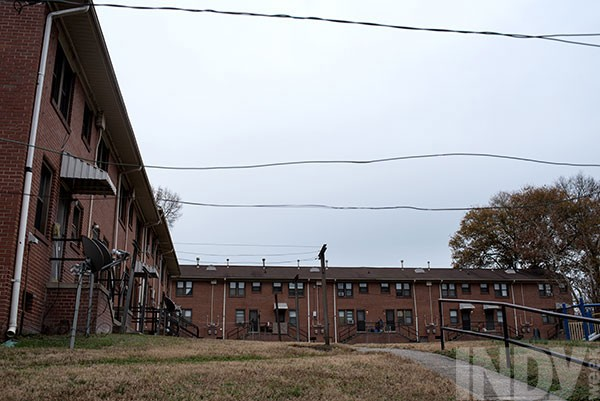 Durham S Public Housing Is Aging And Deteriorating Is Partnering