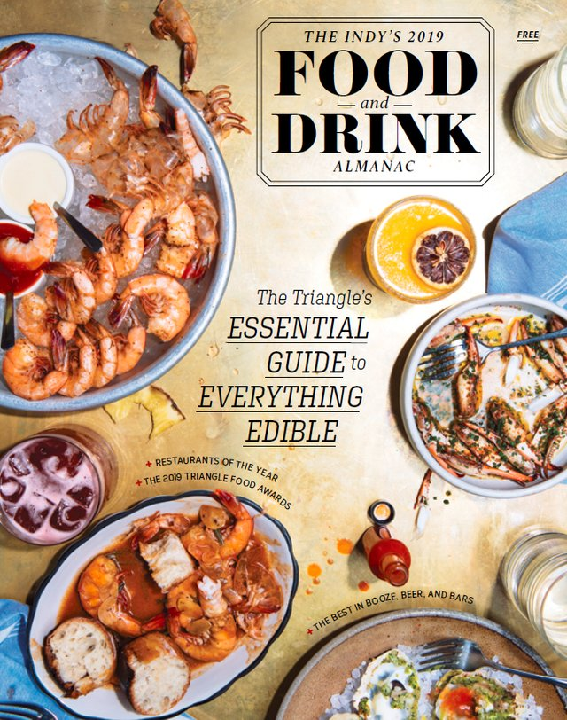 The Food and Drink Almanac cover