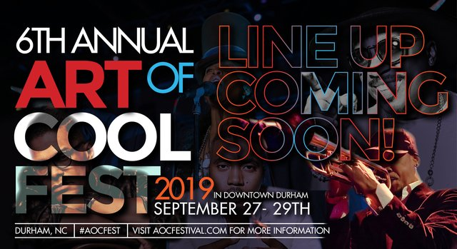 Durham S Art Of Cool Announces September Lineup For Its