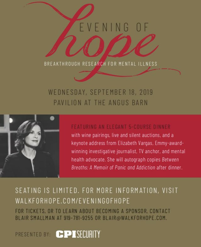 Evening of Hope - INDY Week