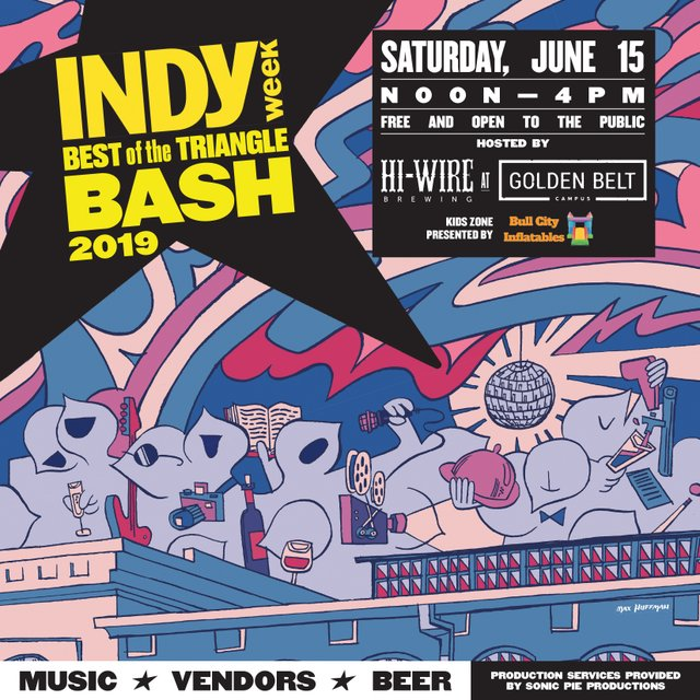 INDY Week Best of the Triangle Bash