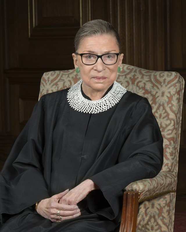 9.11_FallArtsGuide_Page_RuthBaderGinsburg_PhotoPhoto Credit- Collection of the Supreme Court of the United States.jpg