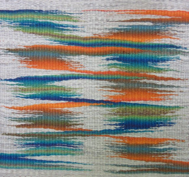 Trudy Thomson - Sizzle and Soak  - Tapestry varigated acrylic.jpg
