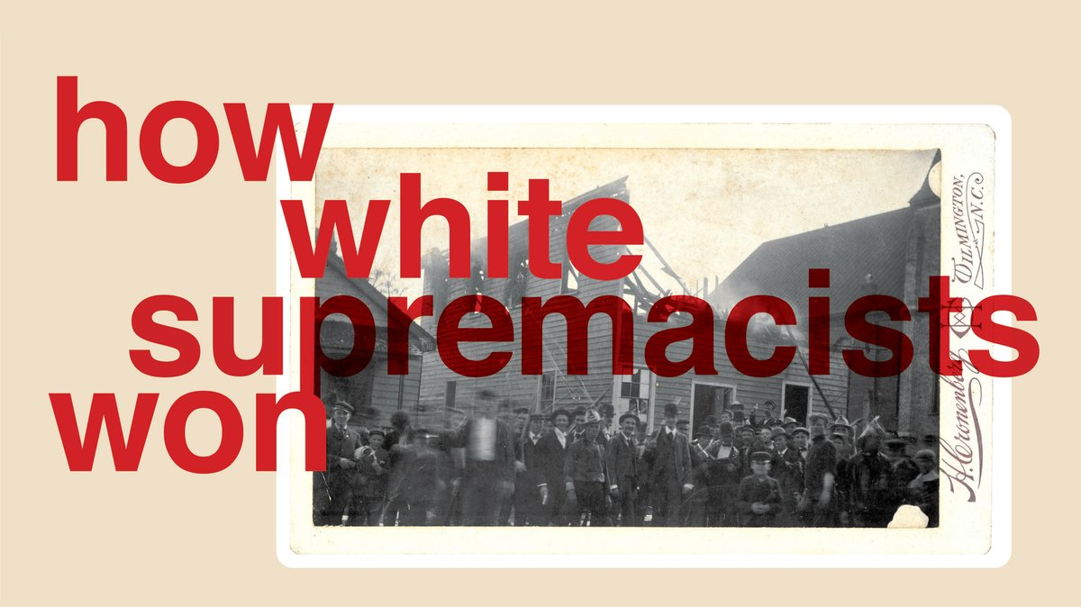 How White Supremacists Won North Carolina: A Pulitzer Prize Winner's New Book Explores the Wilmington Coup of 1898 and Why It Still Matters