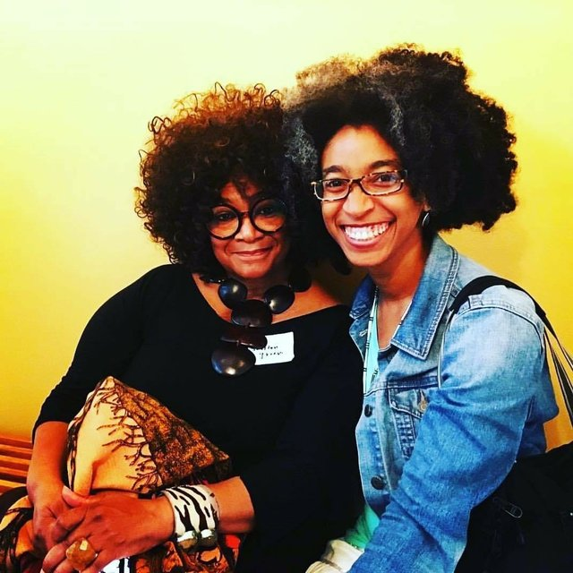 Jaki Shelton Green and Alexis Pauline Gumbs_photo by Sangodare Akinwale.jpg