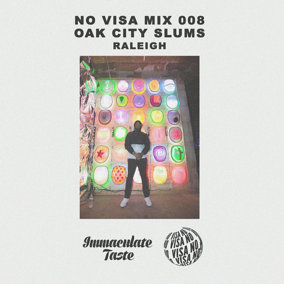 Triangle First: It's Time for the Percolator in Oak City Slums' Slamming NO VISA Mix