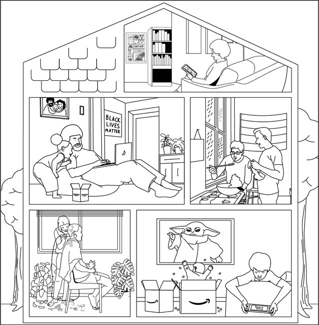 December 23 2020 Coloring Page