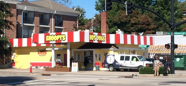 Snoopy's Hillsborough Glenwood